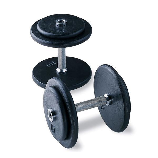 Dumbbells For Sale >> Pro Style Round Dumbbells 5 120 Pounds