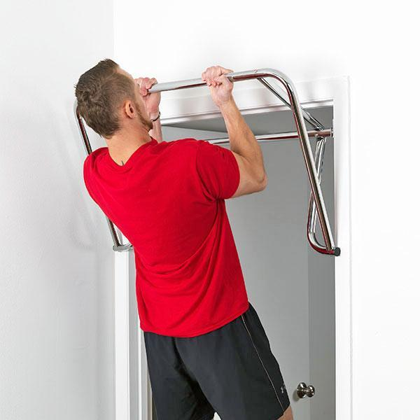 Adjustable Mount Door Frame Pull Up Bar on