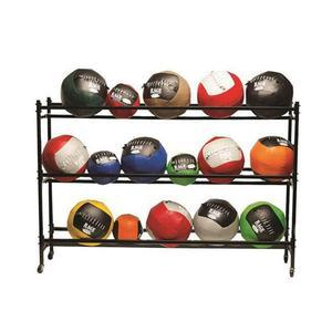 Rage Fitness 3-Tier Medicine Ball Rack