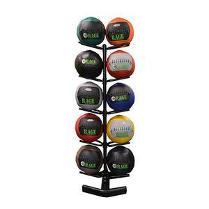 Rage Fitness 5-Tier Medicine Ball Rack