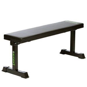 Rage Fitness Flat bench