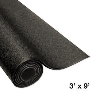 Body-Solid Tools Extra Long Rower Floor Mat (RF38R)