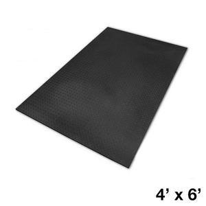 4x6 Rubber Floor Mat