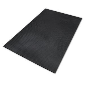 4' x 6' Rubber Flooring, 1/2