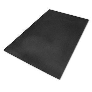 4' x 6' Heavy Duty Economy Rubber Flooring, 3/4