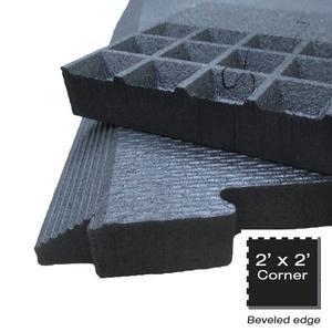 Shok Lok Puzzle Mat Corner Bevel (RFMAW5312)