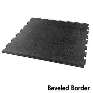 Puzzle Tile Beveled Border