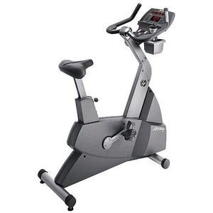 Life Fitness LC9500 Upright Bike