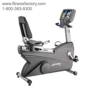Life Fitness 95Re Recumbent Bike Remanufactured