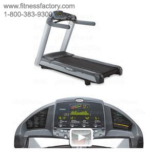 Precor C966i-HR Treadmill Remanufactured