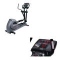 Life Fitness CT 9500HR Elliptical Remanufactured