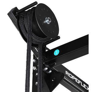 Ropeflex RX2100 Mountable Rope Pulling Drum