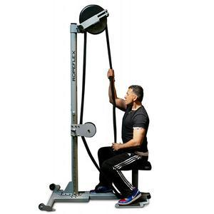 Ropeflex RX2500 Oryx Vertical Rope Pulling Machine