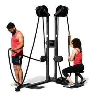 Ropeflex RX2500 Oryx Dual Station Rope Pulling Machine
