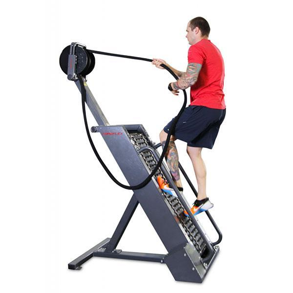 Ropeflex RX4400 Apex Tread Climbing Rope Machine