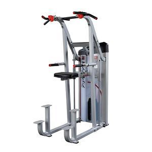 Pro ClubLine Series 2 Weight Assist Vertical Knee Raise Power Tower