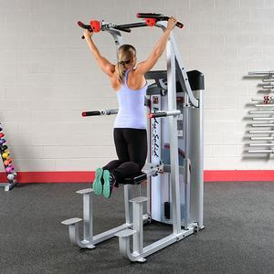 Body-Solid ProClub Series 2 Weight Assist Vertical Knee Raise Chin Pull Up