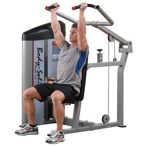 Pro ClubLine Series 2 Shoulder Press by Body-Solid (S2SP)
