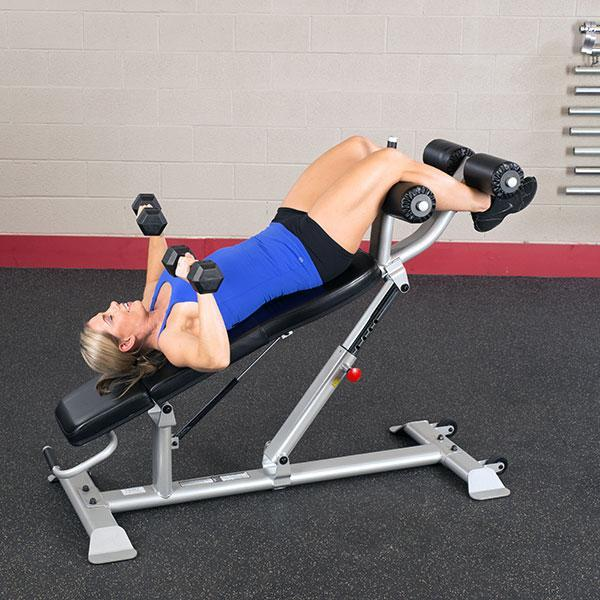 Image result for body solid sab 500 pro line ab bench