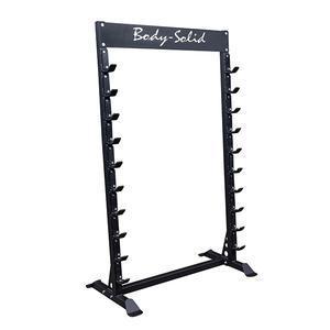 Body-Solid Pro Clubline Horizontal Bar Rack