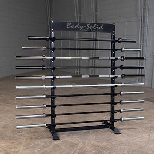 Body-Solid Pro Clubline Horizontal Bar Rack