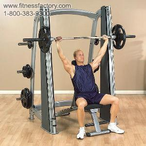Pro ClubLine Smith Machine