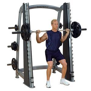 Pro ClubLine Counter Balanced Smith Machine by Body-Solid