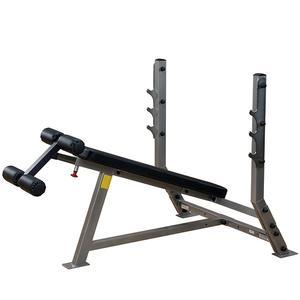 Pro ClubLine Olympic Decline Bench by Body-Solid (SDB351G)