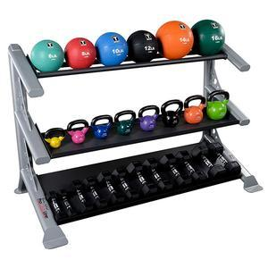 Body-Solid ProClub Modular Storage Rack Package