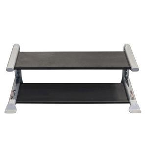 Pro ClubLine Modular Storage Rack with 2 Dumbbell Tiers