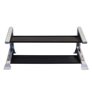 Body-Solid ProClub Modular Storage Rack with 2 Kettlebell Tiers