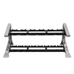 Body-Solid ProClub Modular Storage Rack with 2 Saddle Tiers