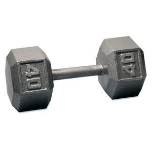 Cast Iron Hex Dumbbells 1-100 Pounds