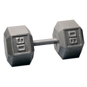 90 lb. Hex Dumbbell