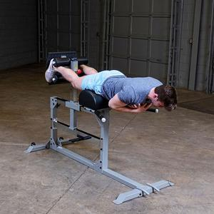 Pro ClubLine Glute Ham Machine by Body-Solid