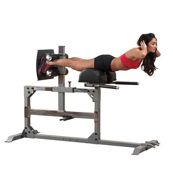 Pro Clubline Glute Ham Machine By Body Solid