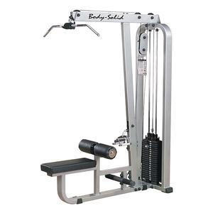 Pro ClubLine Lat and Mid Row 210lb. Stack (SLM300G/2)