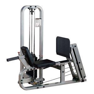 Pro ClubLine Leg Press by Body-Solid (SLP500G)