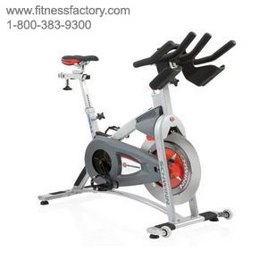 Schwinn A.C. Sport Indoor Cycle with Carbon Blue