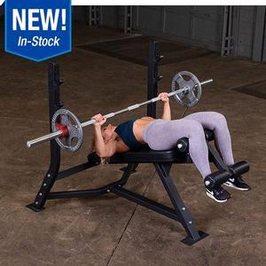 Pro Clubline SODB250 Decline Bench by Body-Solid