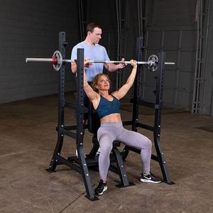 Pro Clubline SOSB250 Shoulder Press Bench by Body-Solid