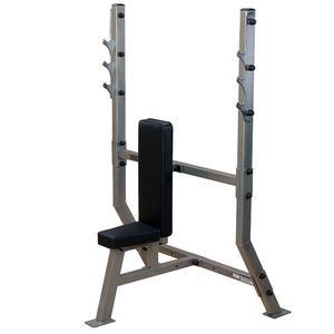 Pro ClubLine Olympic Shoulder Press Bench by Body-Solid
