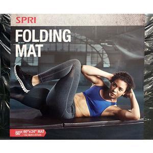 SPRI Bi-Fold Exercise Mat 60