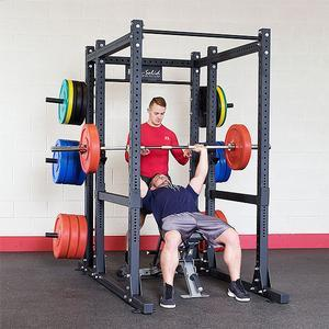 Body-Solid SPR1000 Commercial Extended Power Rack (SPR1000BACK)