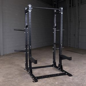Body-Solid Commercial Half Rack with Extension (SPR500BACK)