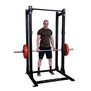 Body-Solid Commercial Extended Half Rack
