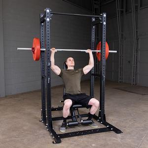 Body-Solid SPR500 Extended Commercial Half Rack