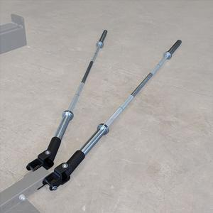 Dual T-Bar Row Platform Attachment