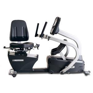 Spirit CRS800S Recumbent Stepper with Swivel Seat