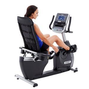 Spirit XBR95 Recumbent Bike Trainer